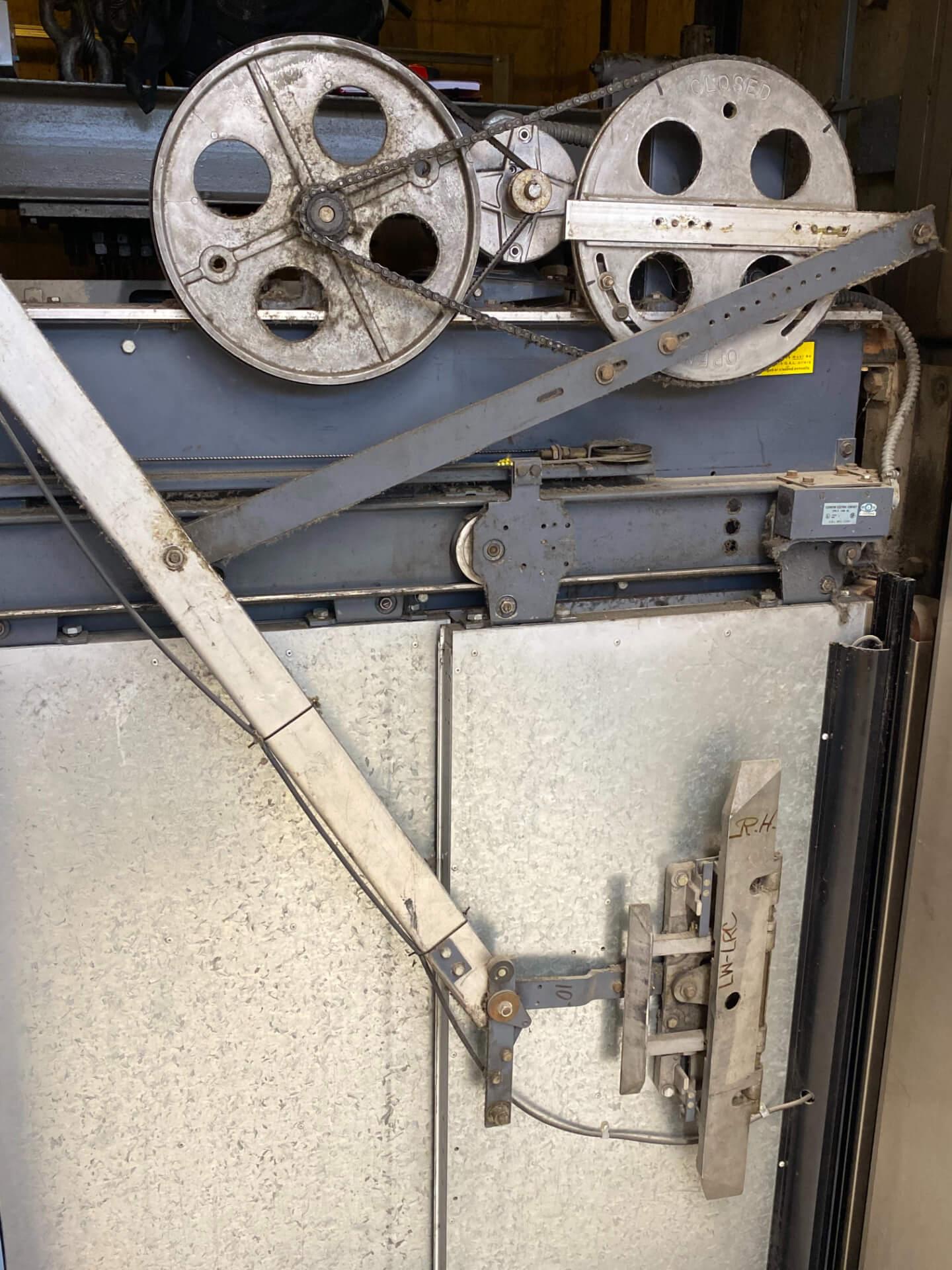 Lift Door Operator