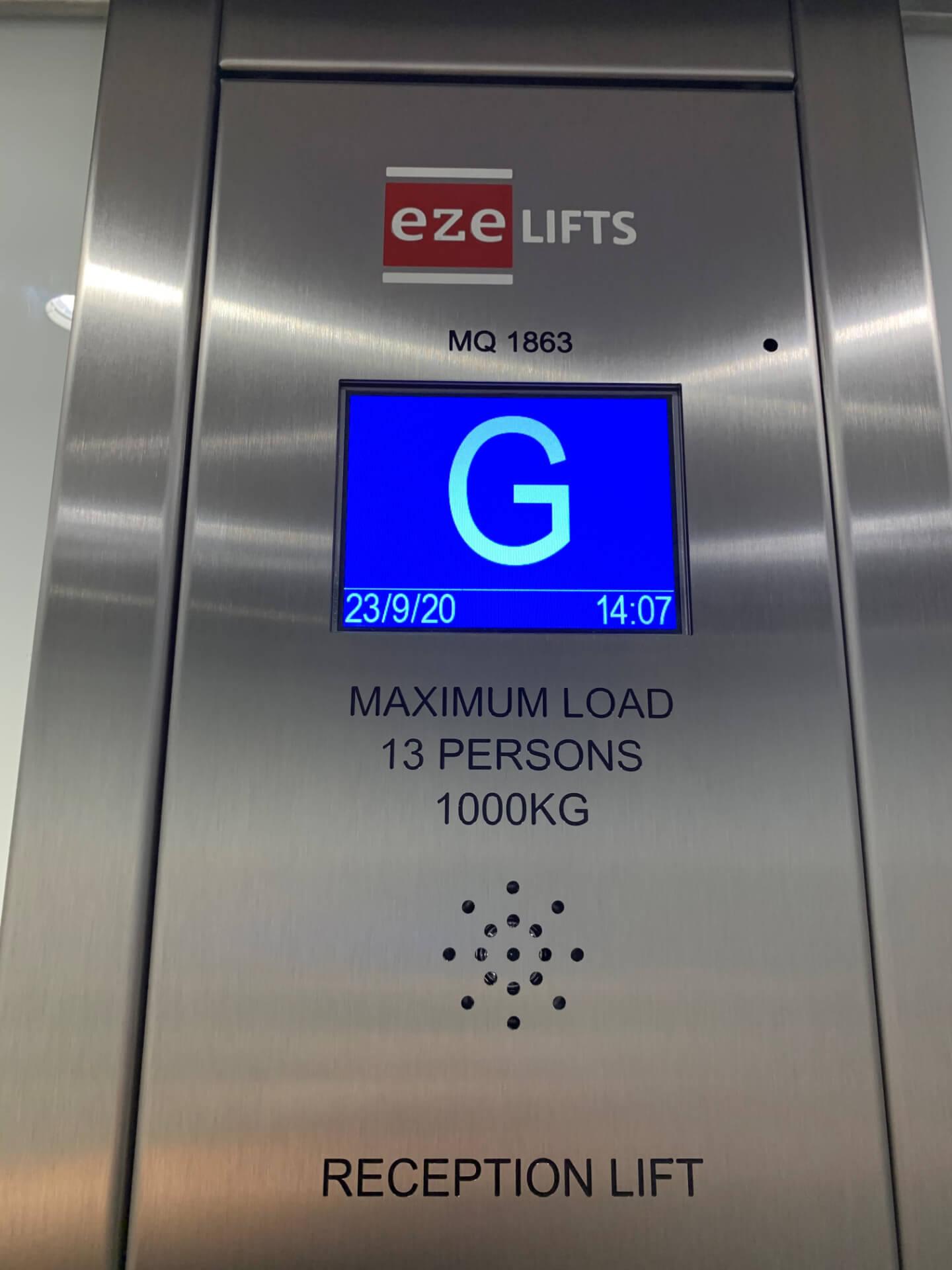 Lift COP