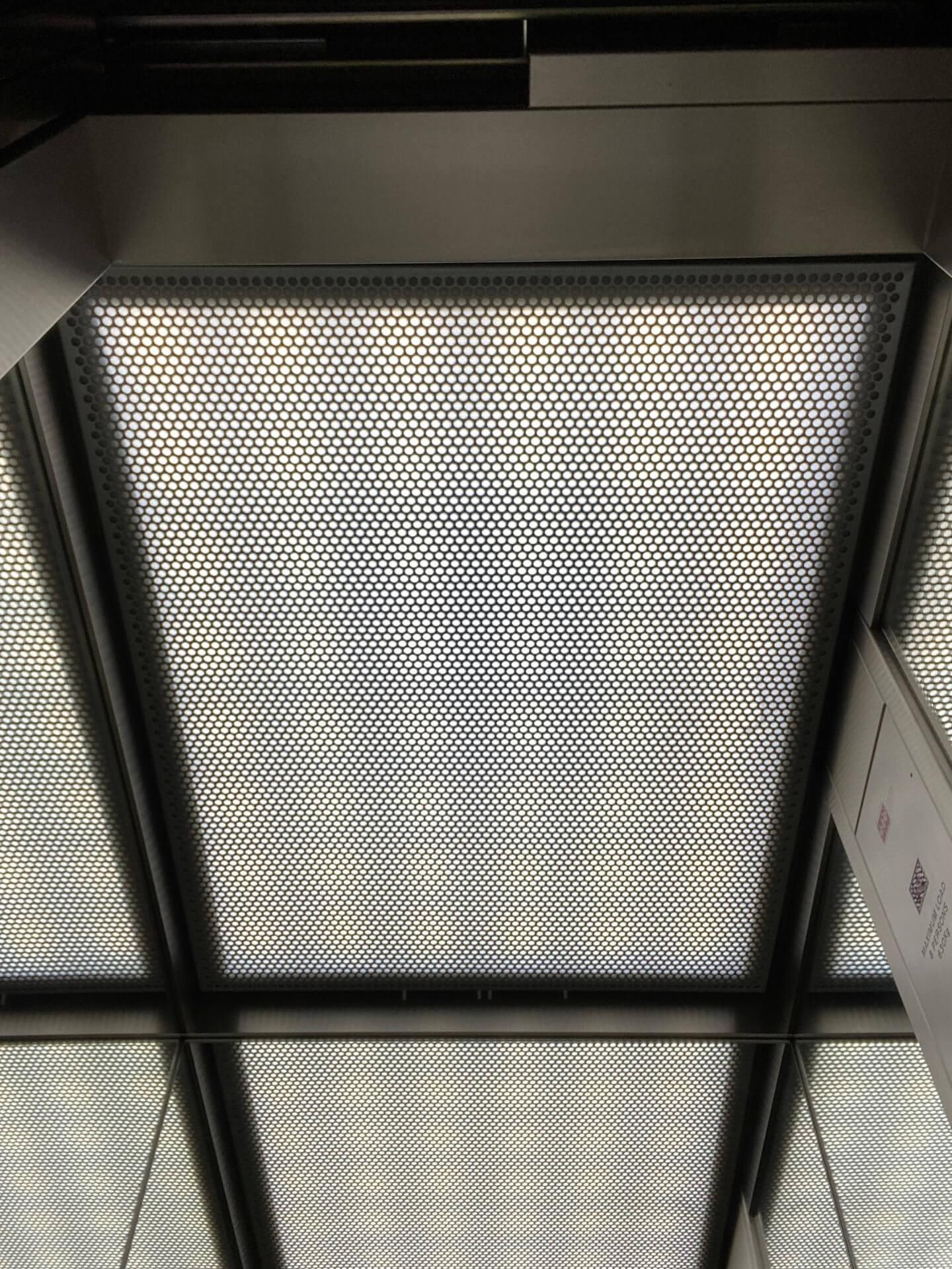 Lift Ceiling