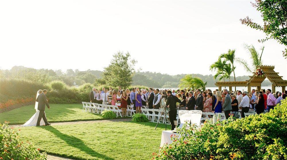Maryland Summer Waterfront Wedding