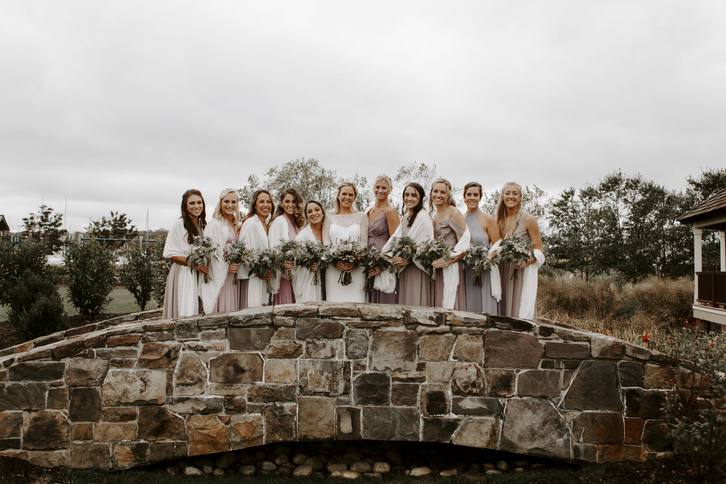 Fall Chesapeake Bay Wedding