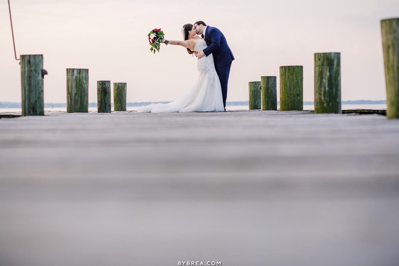 Maryland Waterfront Wedding