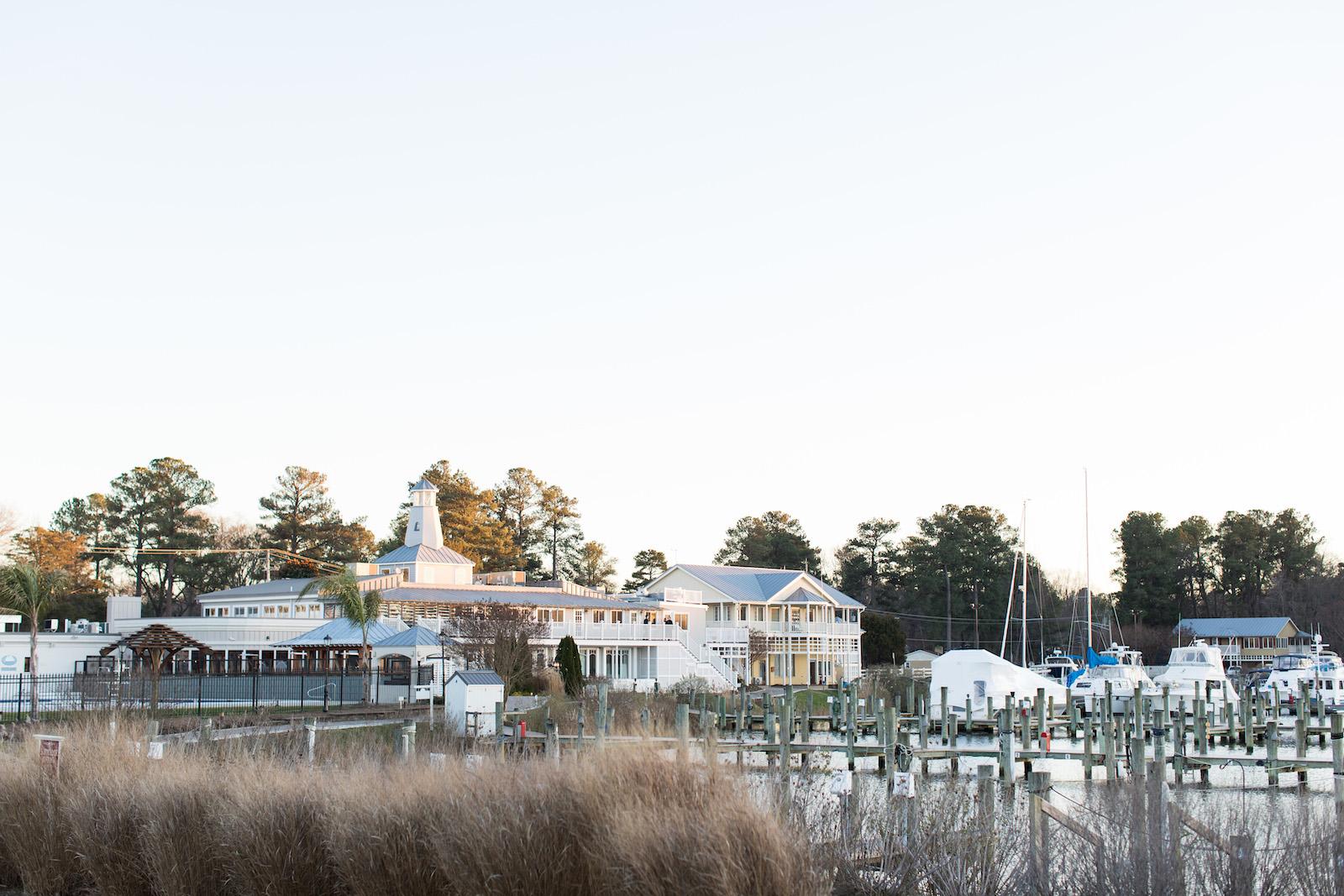 Herrington Yacht Club View