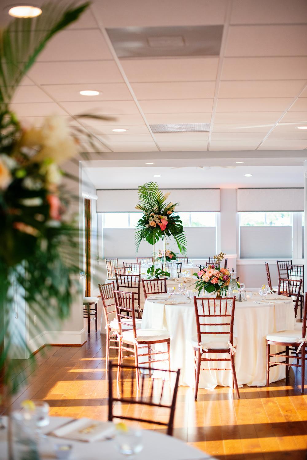 Yacht Club Wedding Maryland
