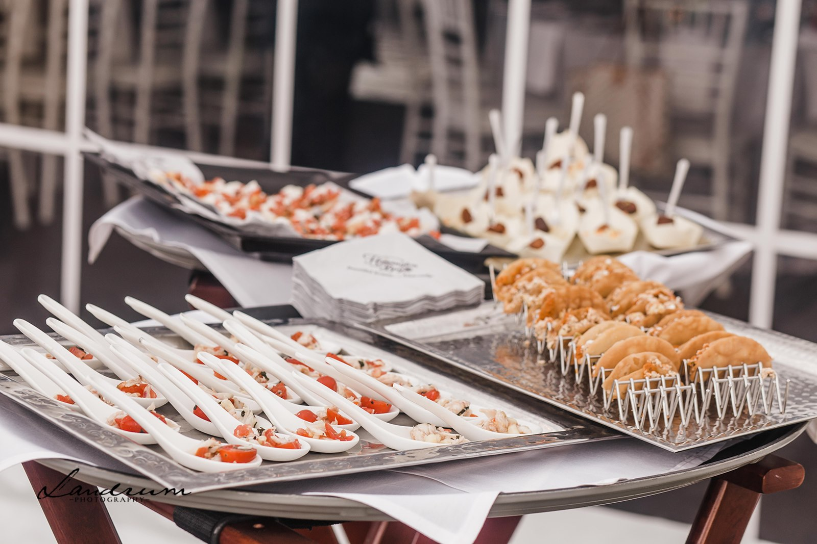 Wedding Buffet Bar
