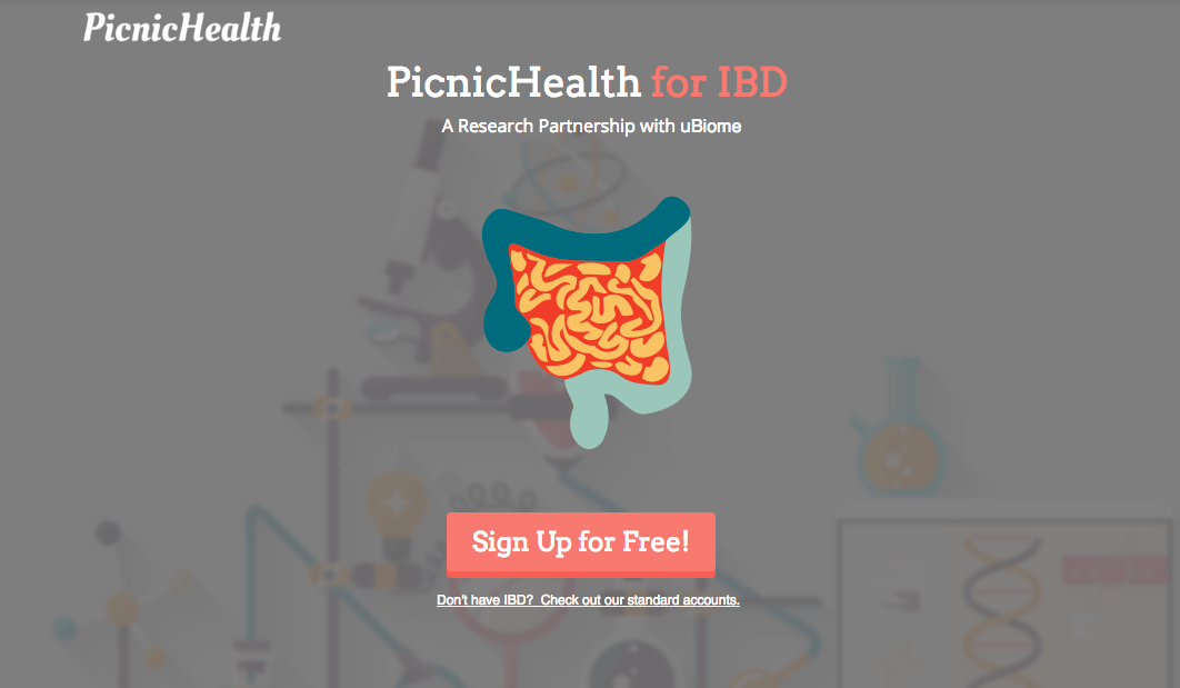 PicnicHealth and uBiome partner to further IBD research.