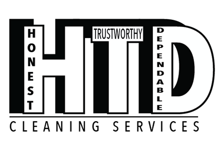 htd cleaning services logo