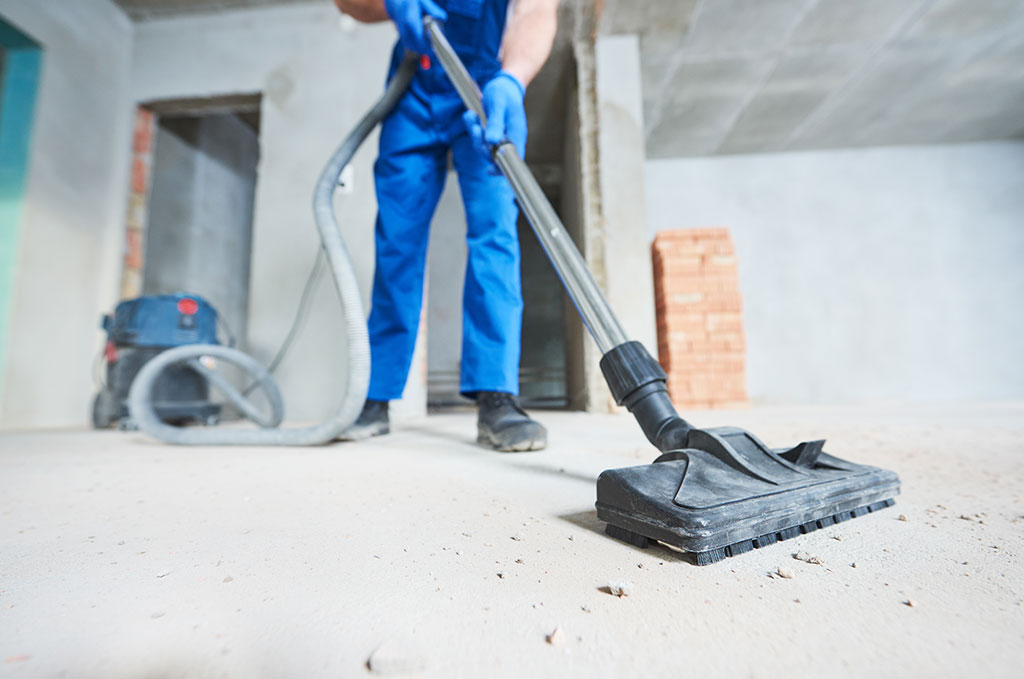 post-construction cleaning deland fl