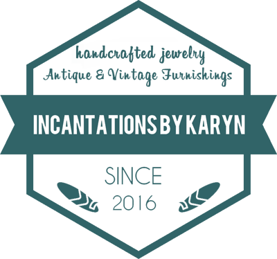 incantations by karyn logo