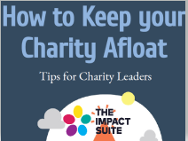 How to Keep your Charity Afloat - Tips for Charity Leaders