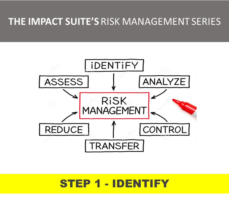 Risk Management 101 - Identify Risks
