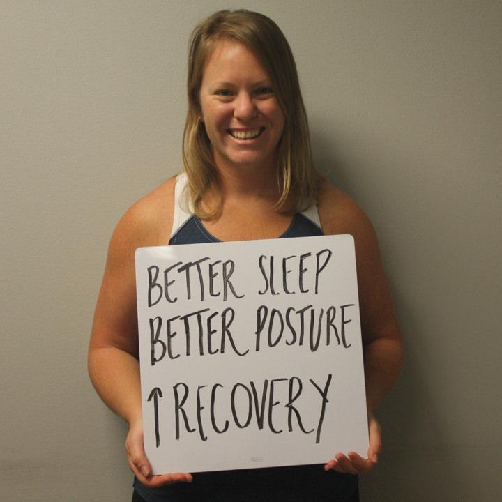 better sleep testimonial