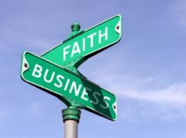 business and faith intersection