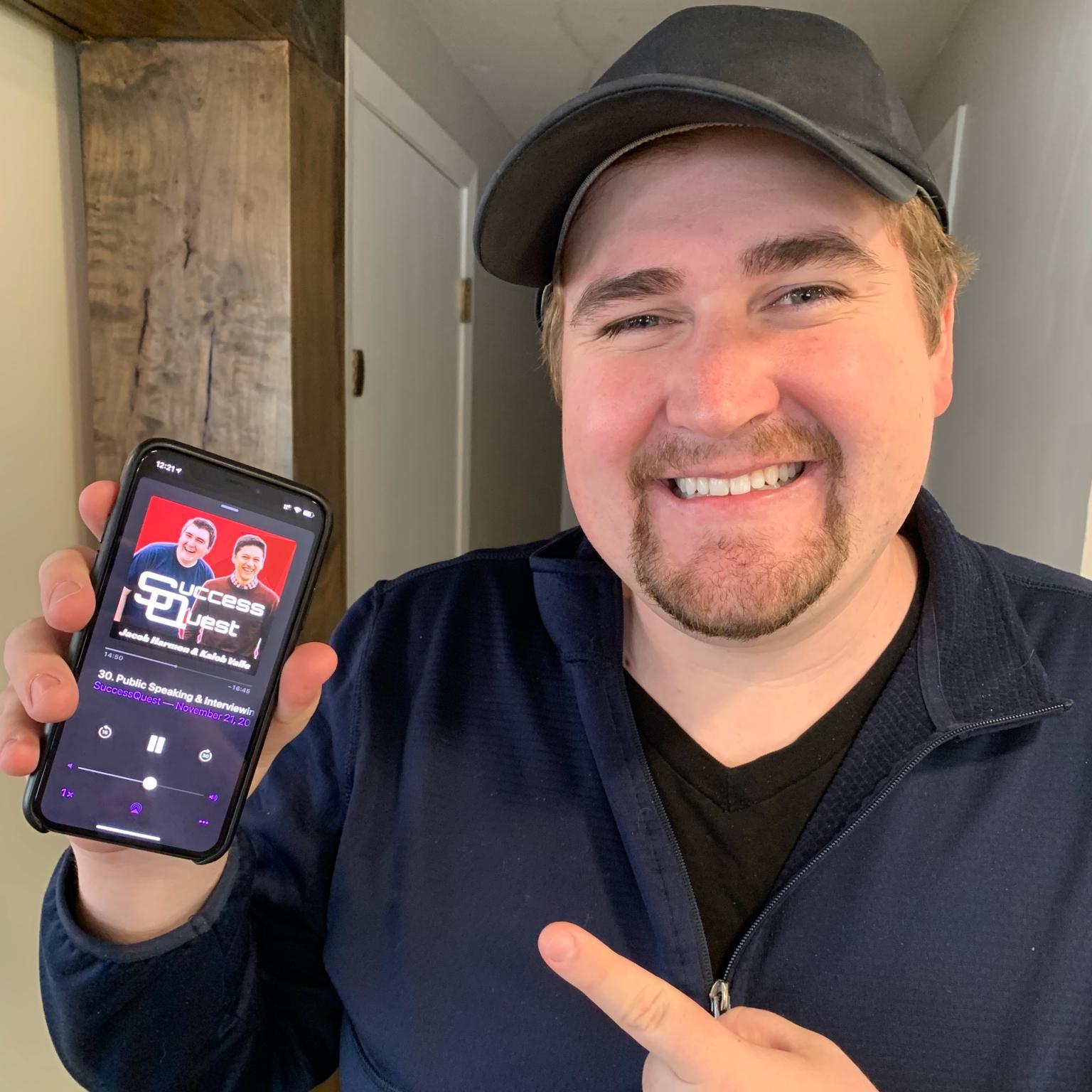 Jacob Harmon SuccessQuest Podcast