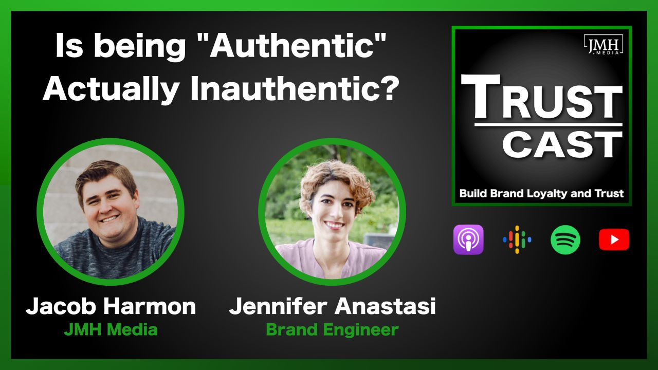 Jennifer Anastasi Brand Engineer Trust Cast