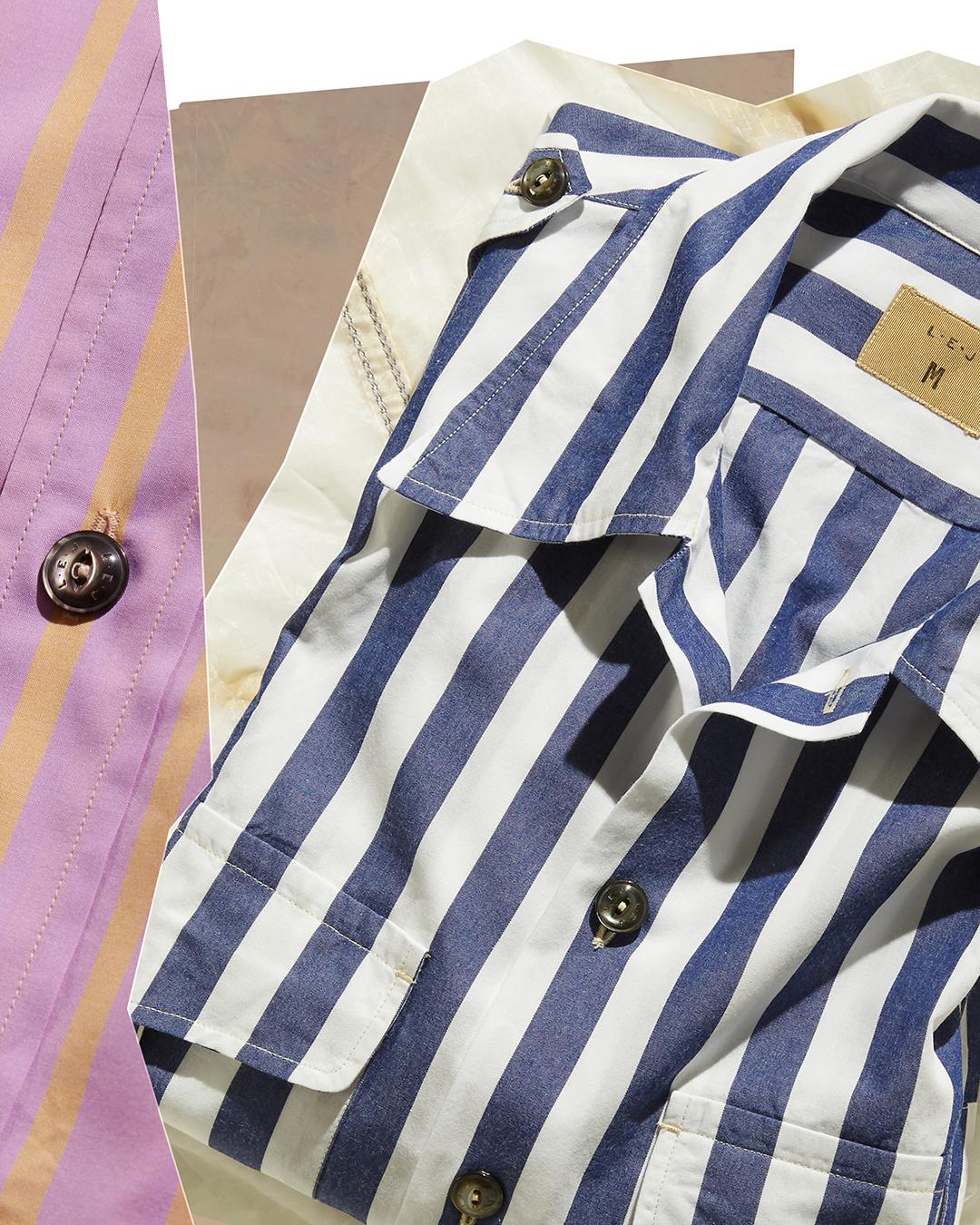 2 pocket slevedge brolly stripe