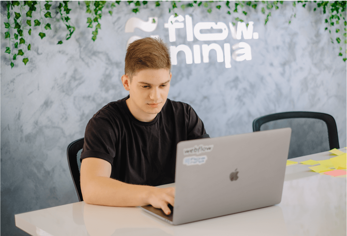 Uros Mikic - Flow Ninja Founder