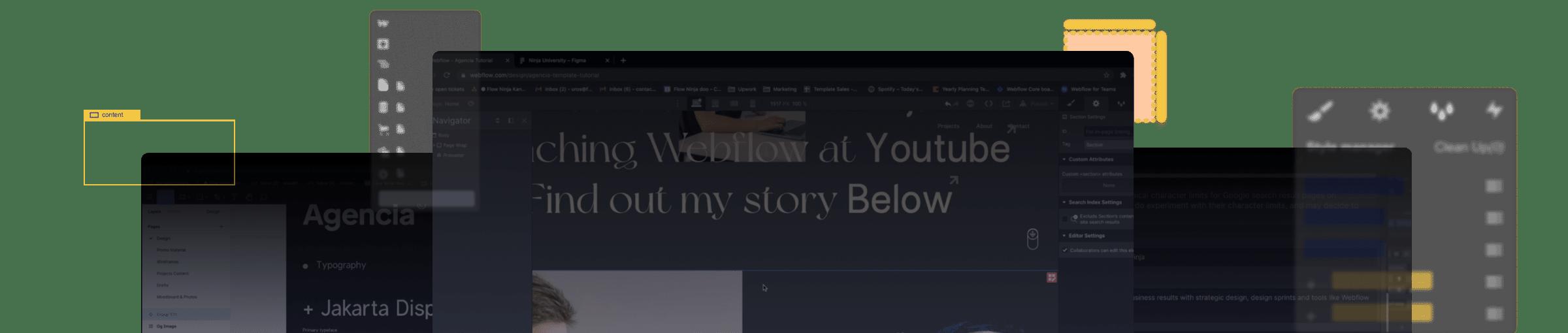 Ninja Academy Webflow Image