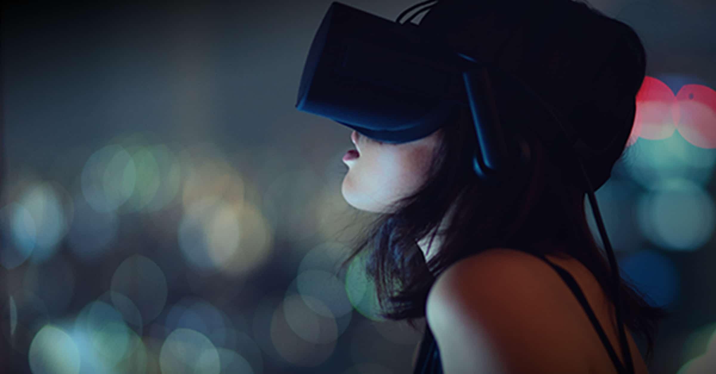 Worldwide VR Revenue Set to Soar, $160 Billion by 2020