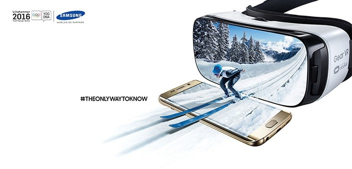 Samsung and Seven Announce VR Olympic Games
