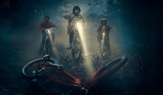 Stranger Things Virtual Reality Now on Netflix