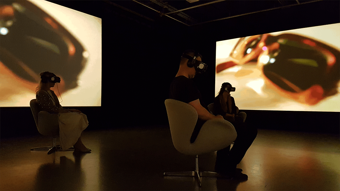 VR Noir is the Future of Television