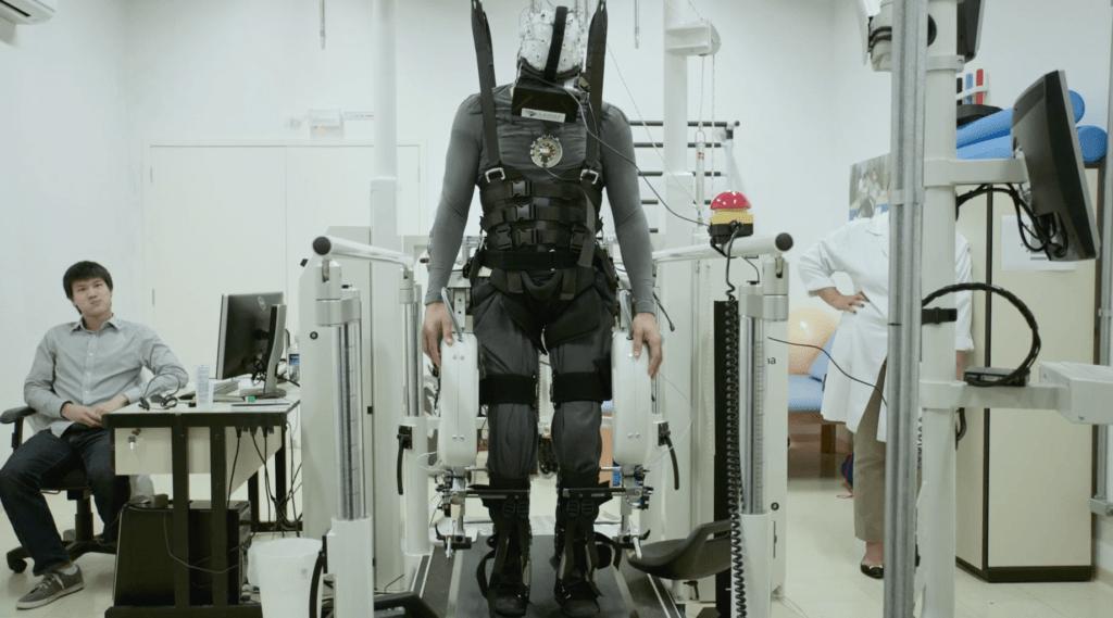 Walk Again Project VR