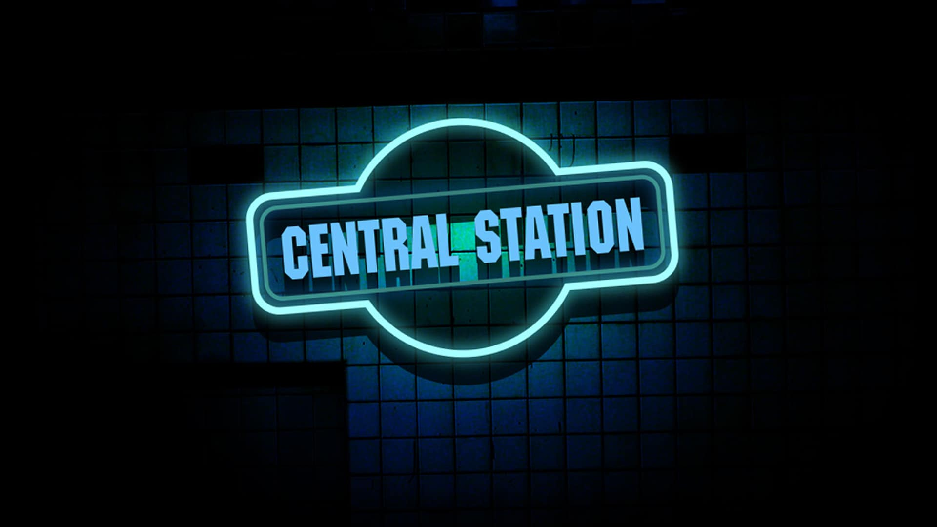 Central Station Records VR Logo