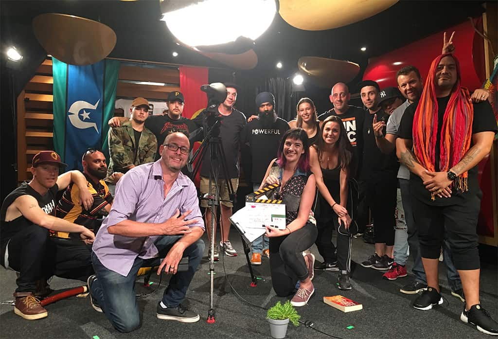 NITV Change the Date VR Project Behind the Scenes 03
