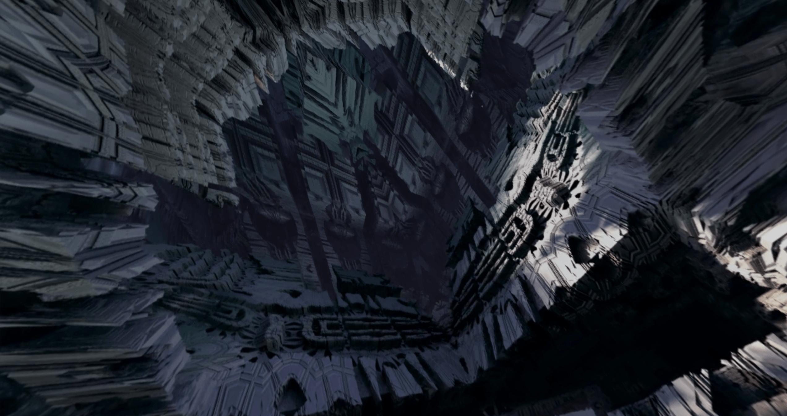 Julius Horsthuis Fractasia VR Project Screenshot 01