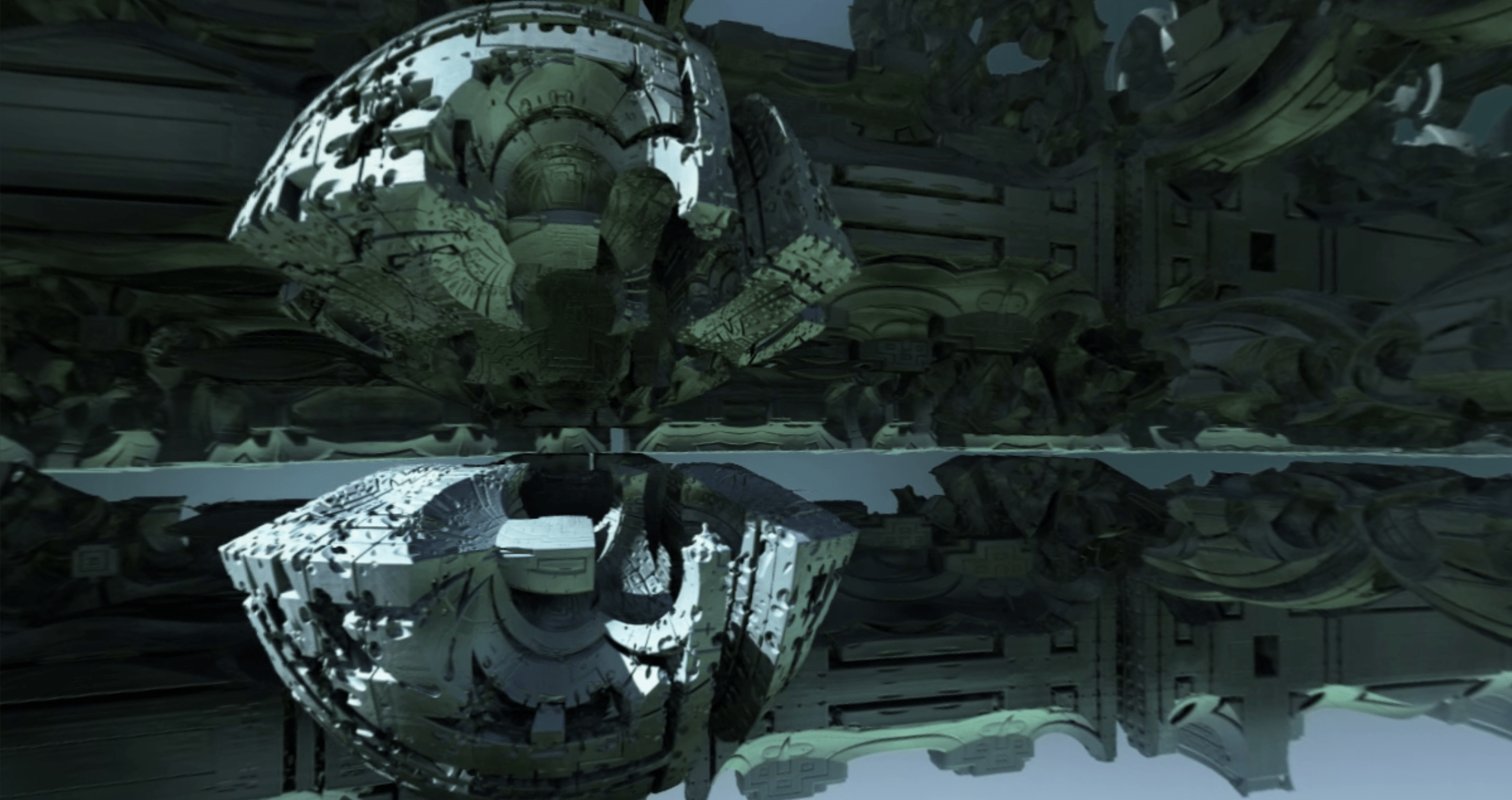 Julius Horsthuis Fractasia VR Project Screenshot 02