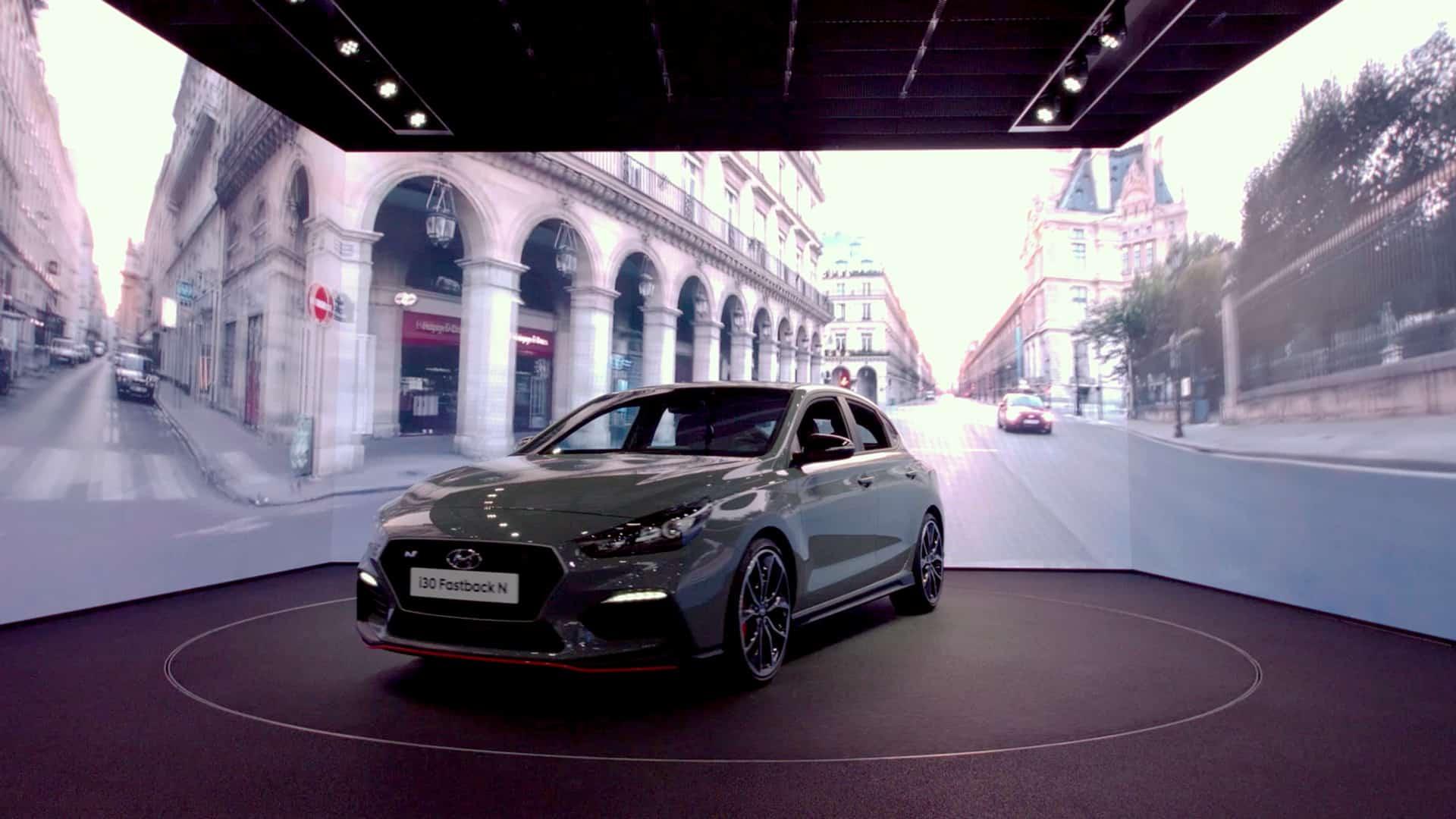 Hyundai Paris Motor Show 2018