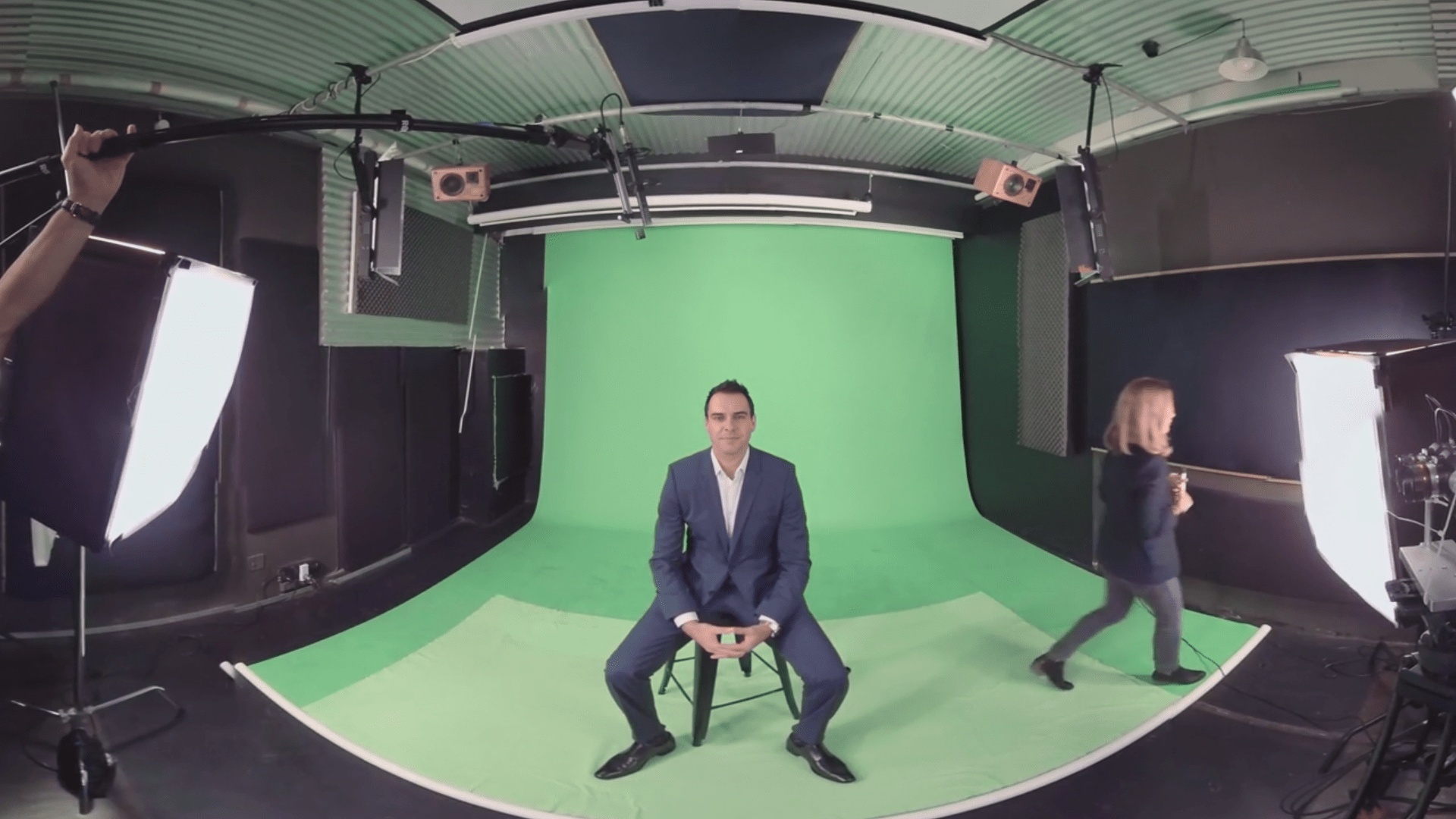Samsung VR B2B Showcase Behind the Scenes