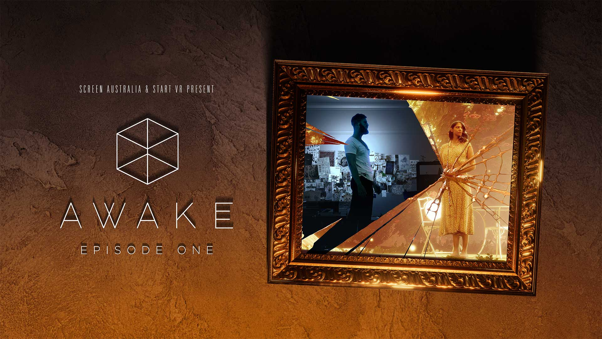 Awake: Episode One Poster (Horizontal)