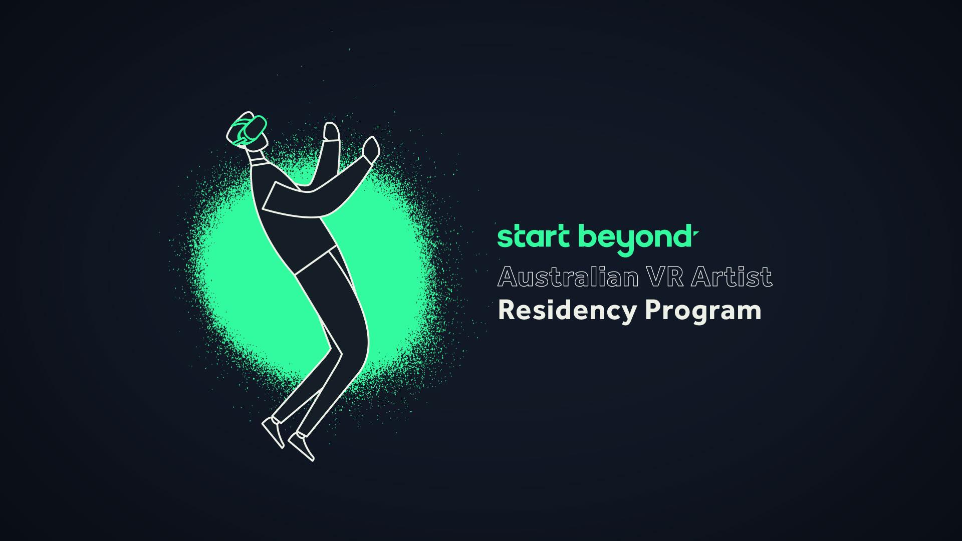VR Artist in Residence Poster