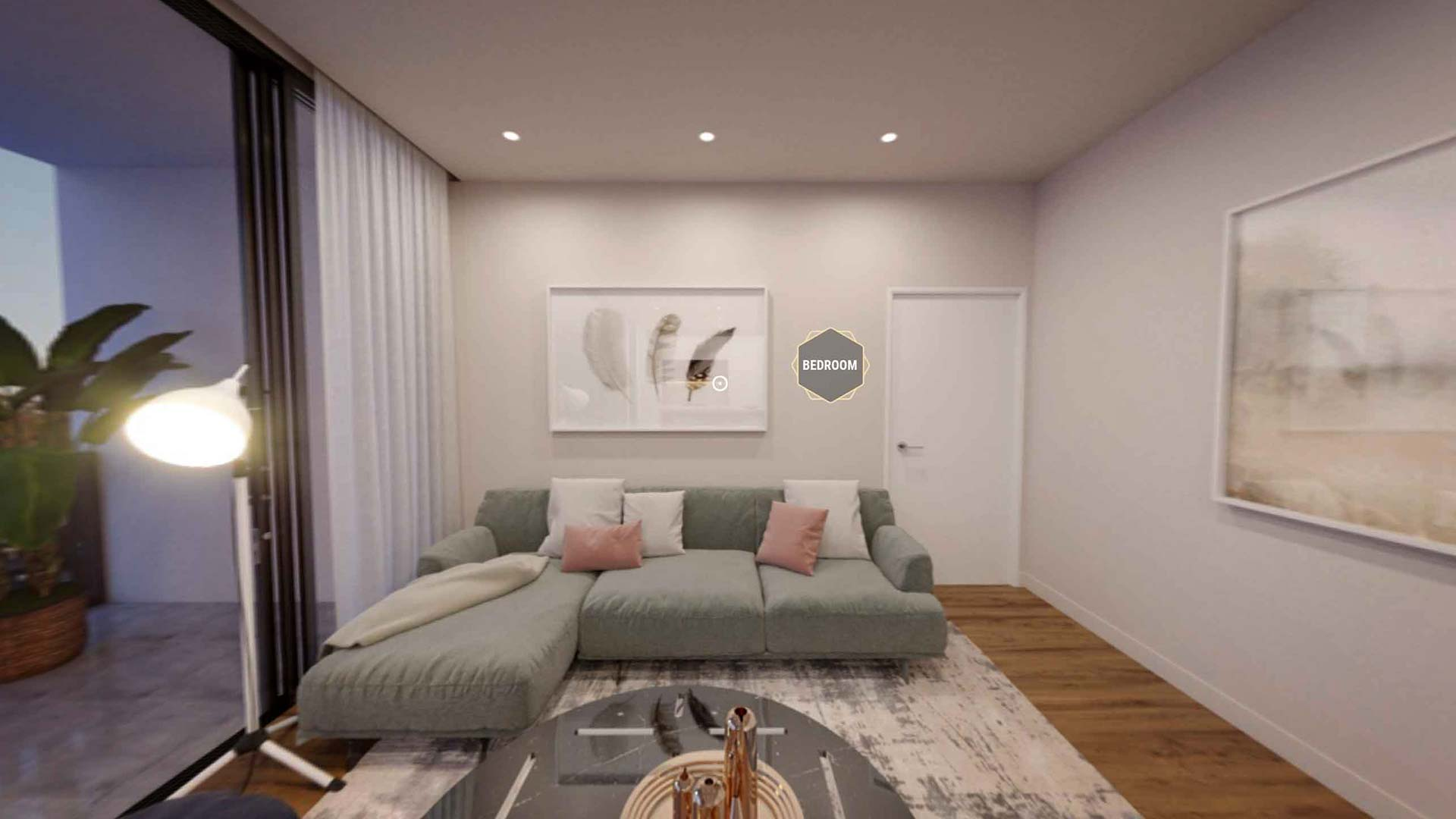 Real Estate VR Image of Chatswood Rose VR by Start Beyond 01
