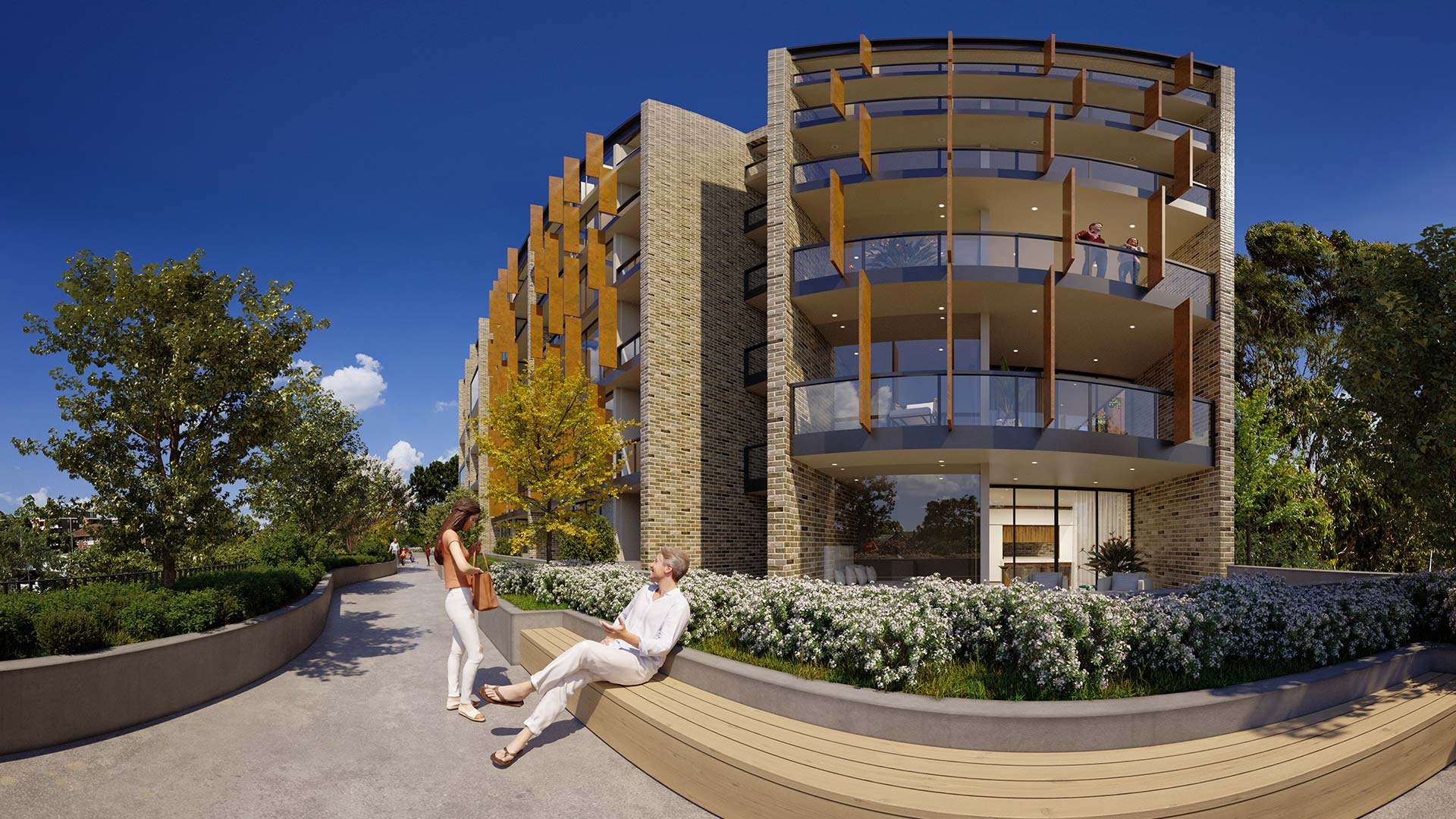 Real Estate VR Image of Chatswood Rose VR by Start Beyond 06