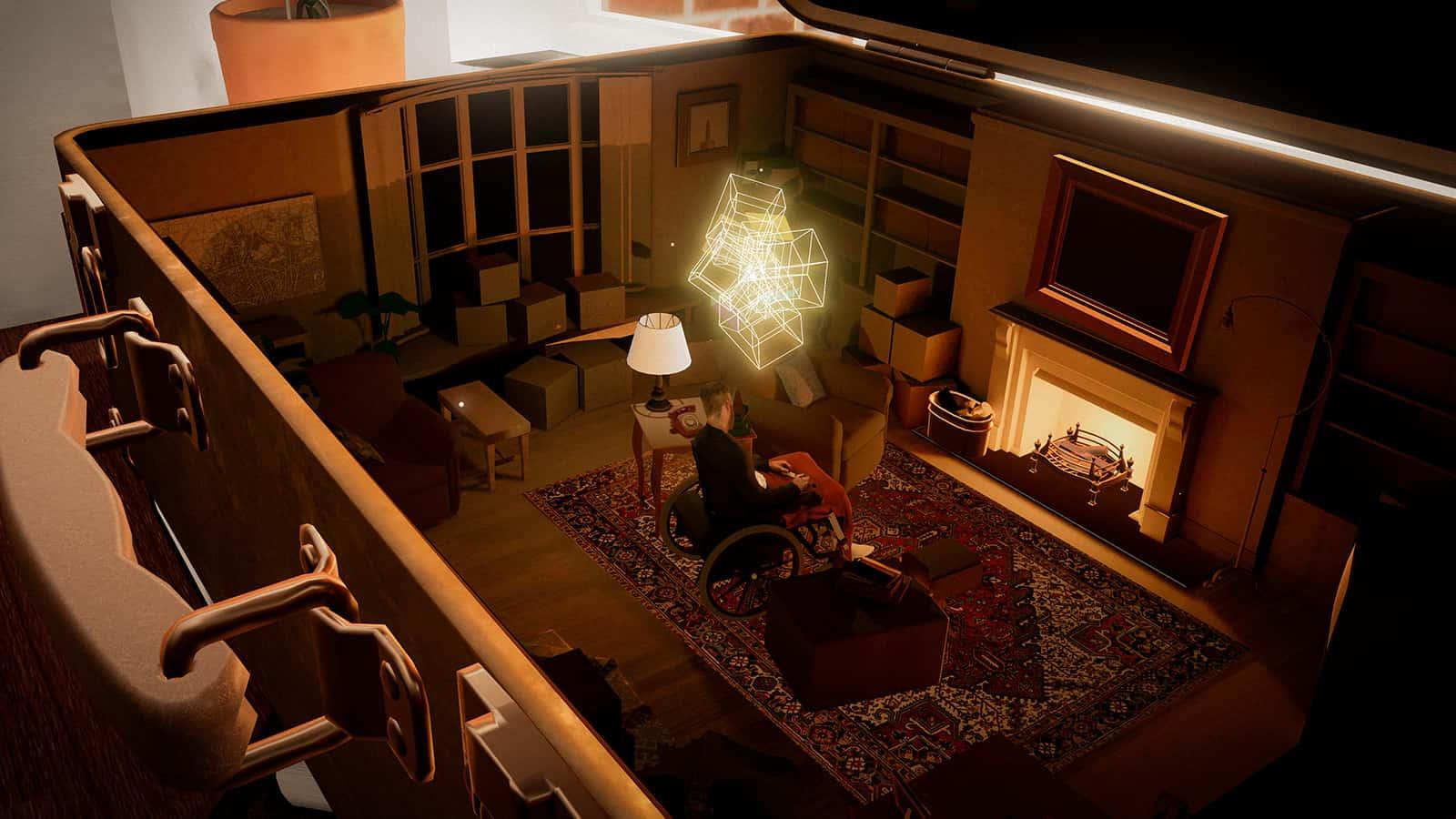 Awake VR Episode One Suitcase