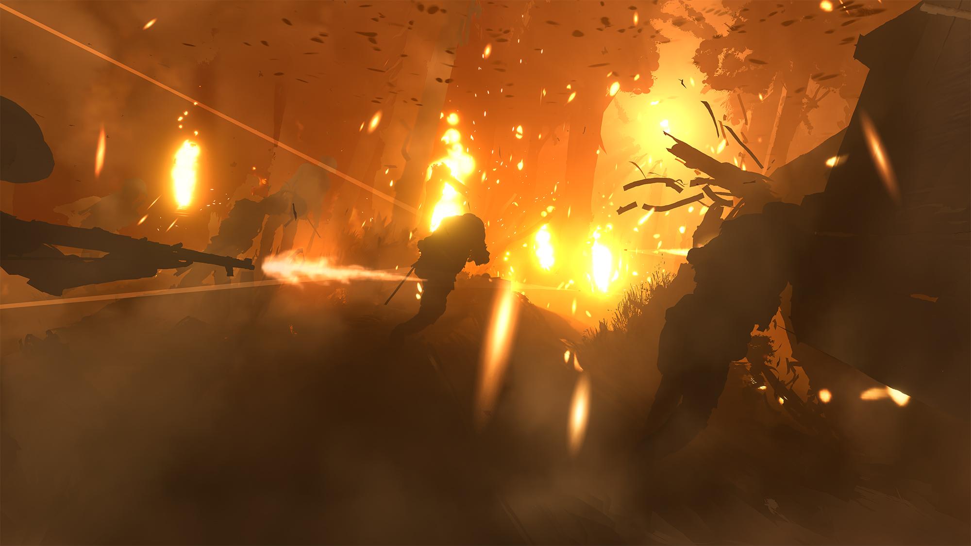 The Battle of Hamel VR Project Screenshot 01
