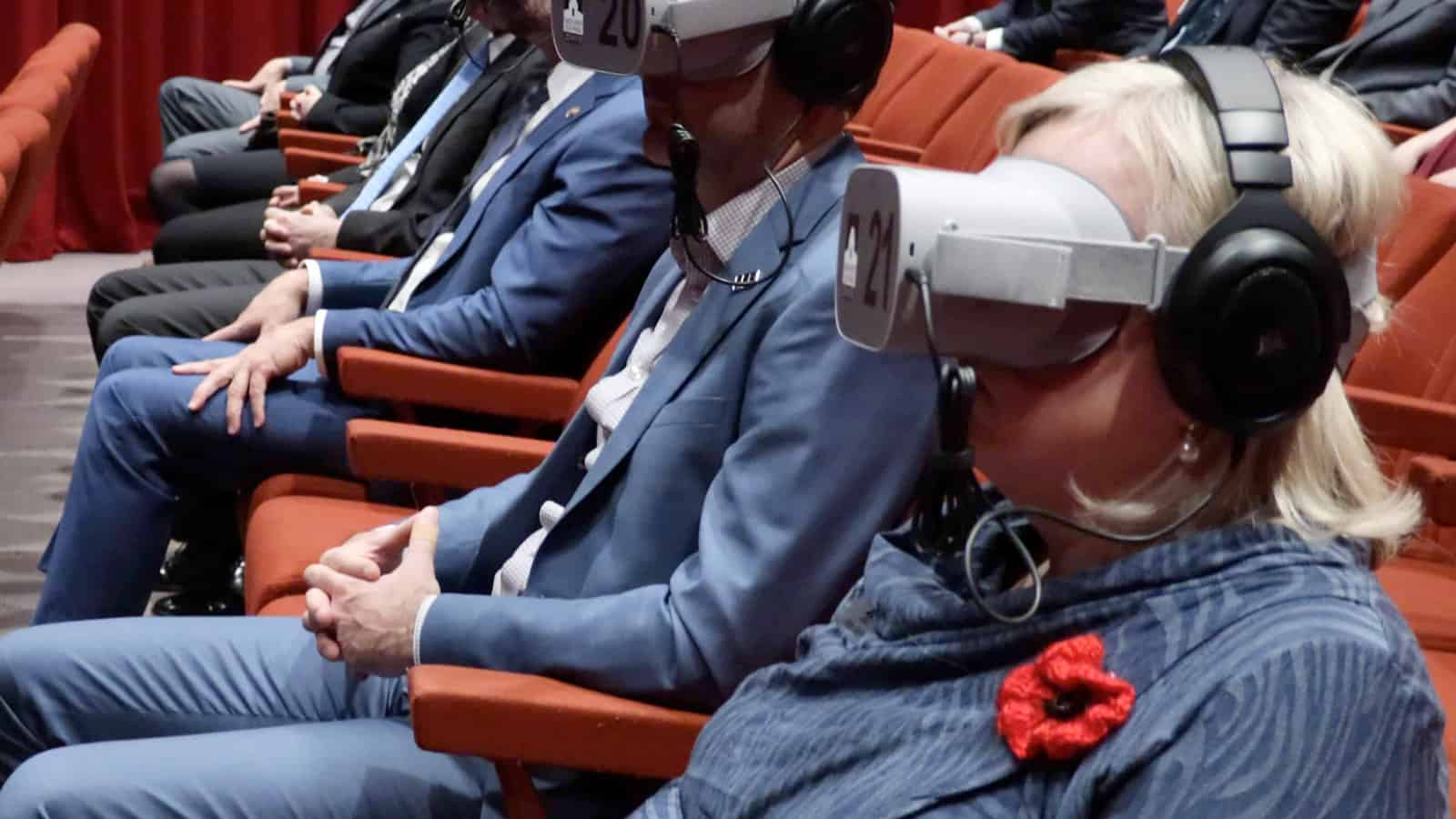 The Battle of Hamel VR Project Immersive Learning Lecture Learner Product 01