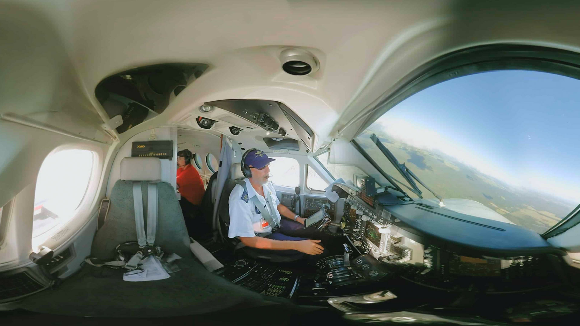 Royal Flying Doctors Service - Karen's Story in VR