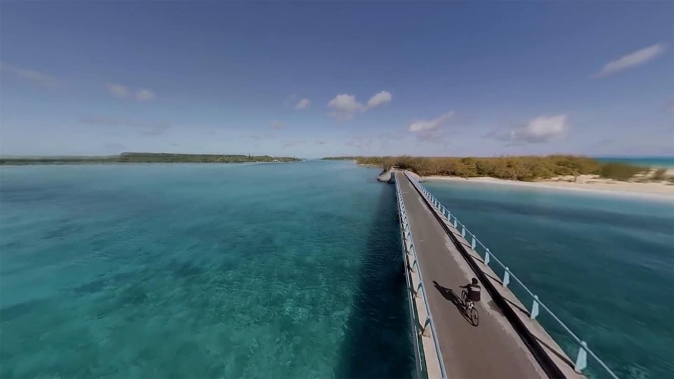 New Caledonia VR Screen Shot Ride