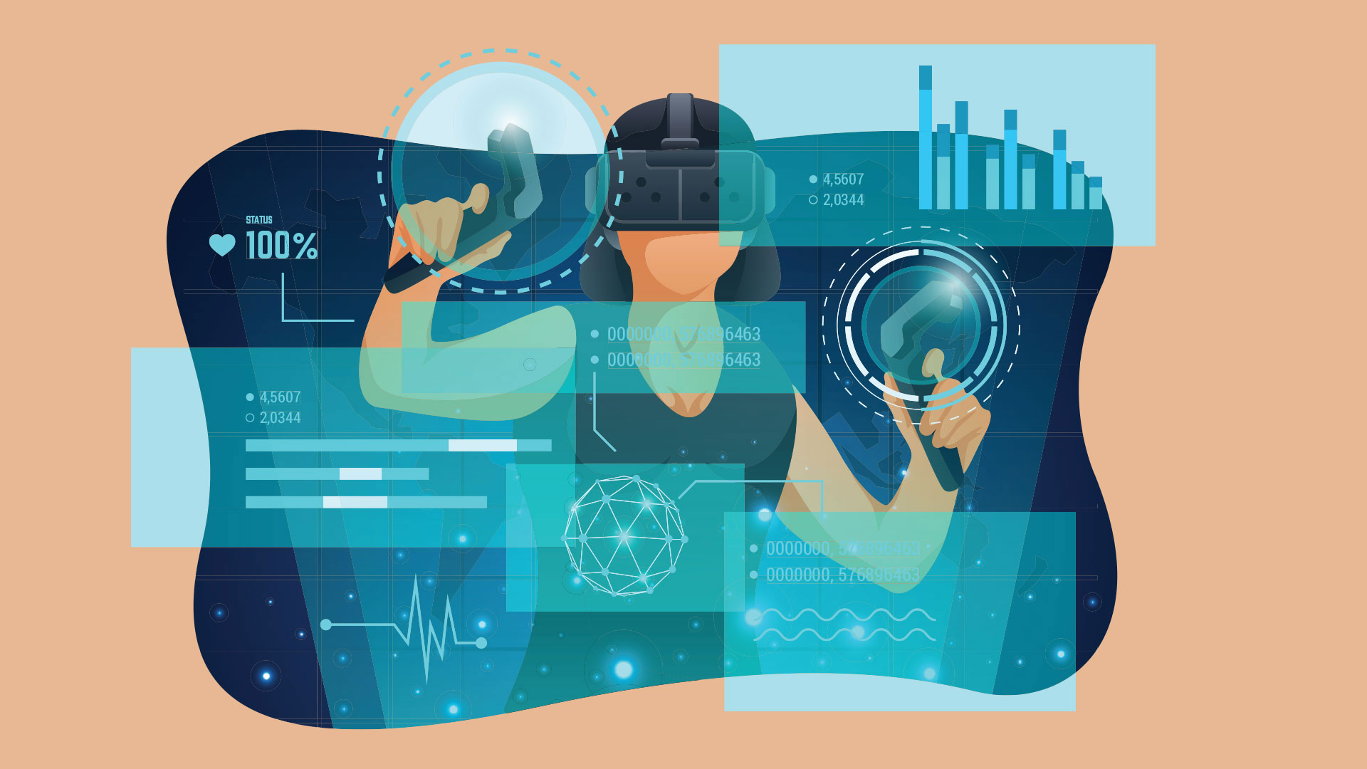 Three simple ways virtual reality can enhance the employee experience