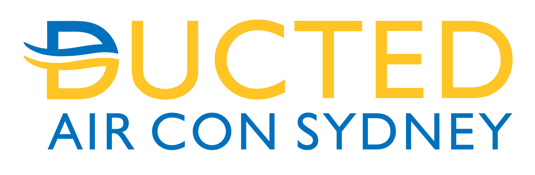 ducted air con logo