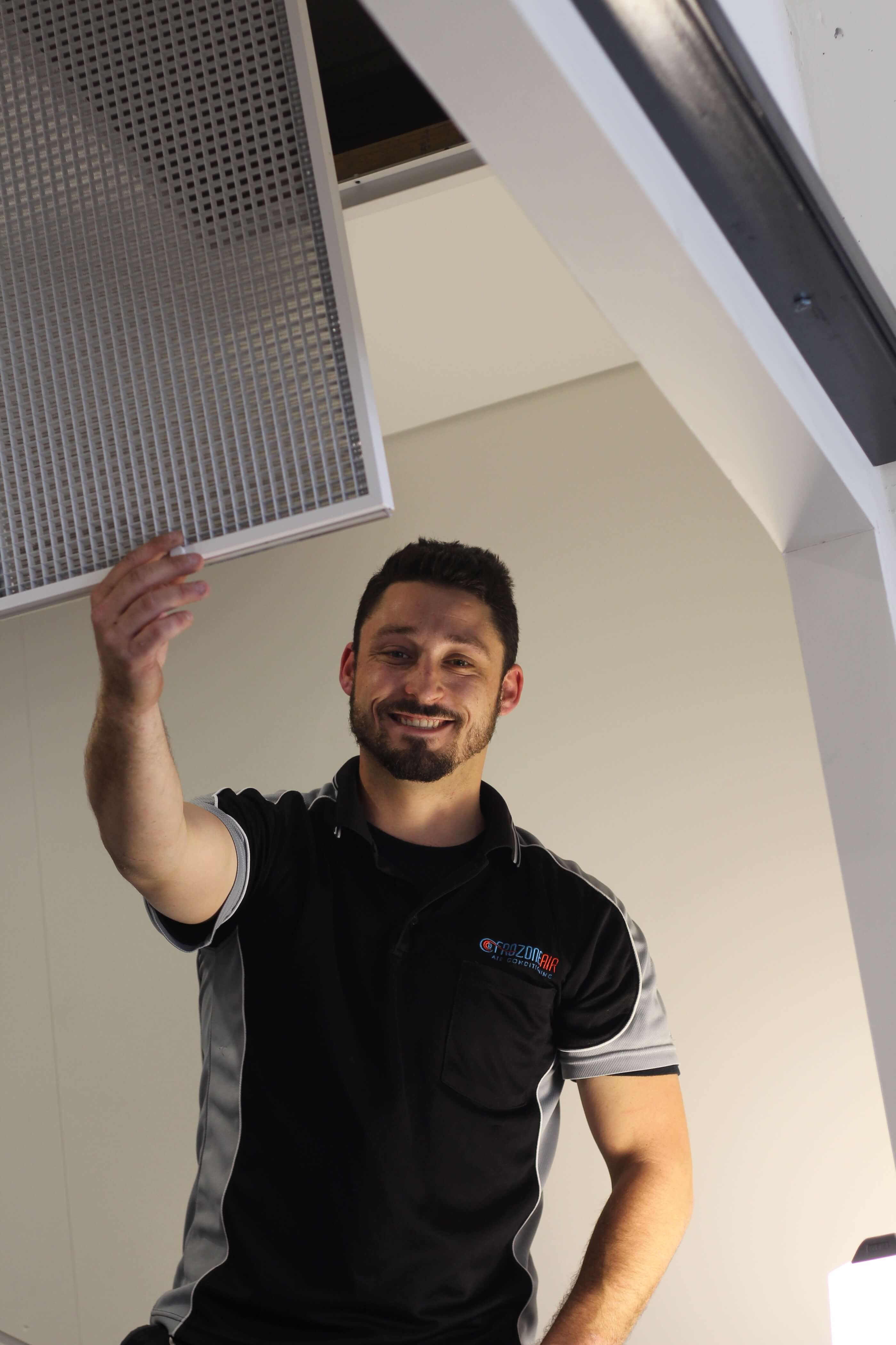 Ducted aircon repairs Sydney