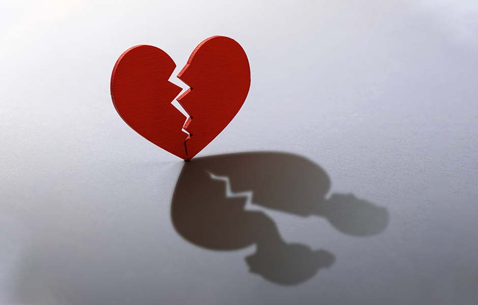 By acting sooner, you can prevent much stress, heartache and a possible break-up.