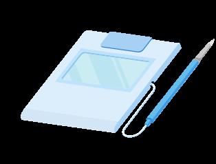 Wolken Digital Pad Icon
