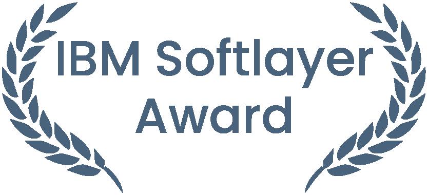 Wolken IBM Softlayer Award