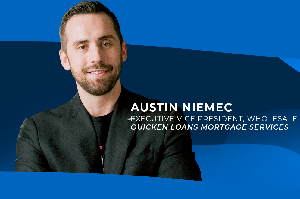Austin Niemec, Executive VP Wholesale, QLMS