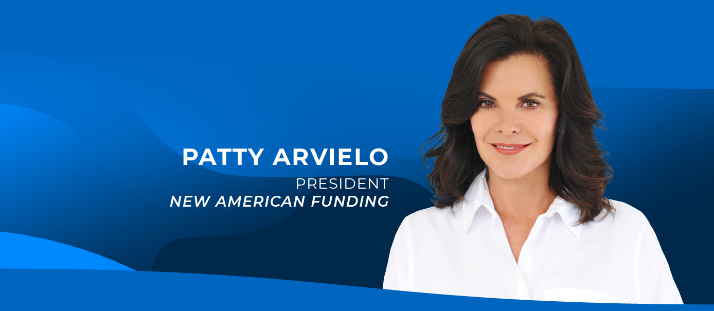 Patty Arvielo, President of New American Funding